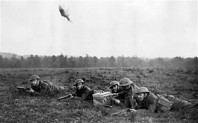 8 Low-Tech Weapons And Tactics Used By Both Sides In WWII