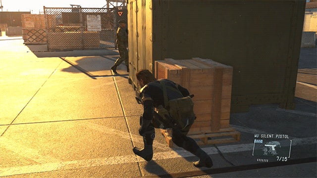 It's Like Metal Gear, Only with More Panty Shots