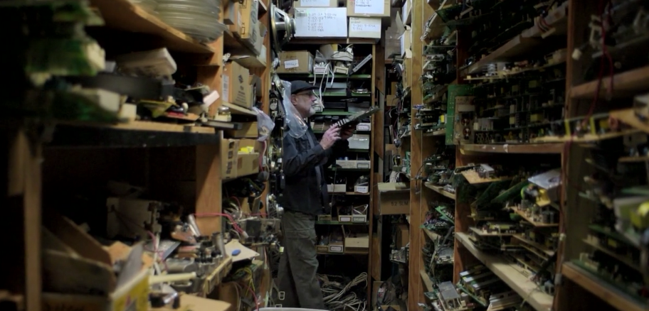 Watch This Lovely Profile of a TV Repairman Turned Artist
