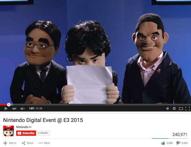 Nintendo's E3 Digital Event Sure Disappointed Lots of Folks