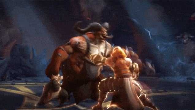 Diablo's King Leoric And Monk Join Heroes of the Storm