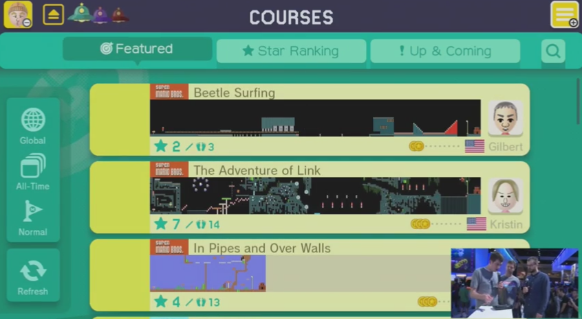 Super Mario Maker's Online Features Sound Really Cool