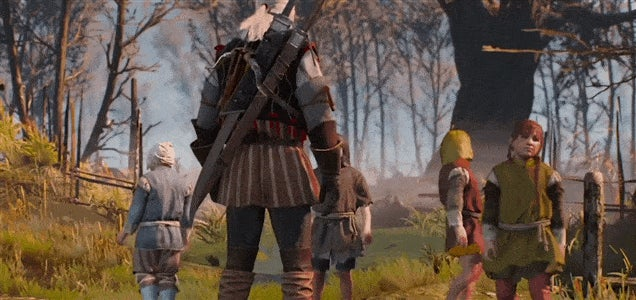 This Is Pretty Much The Witcher 3