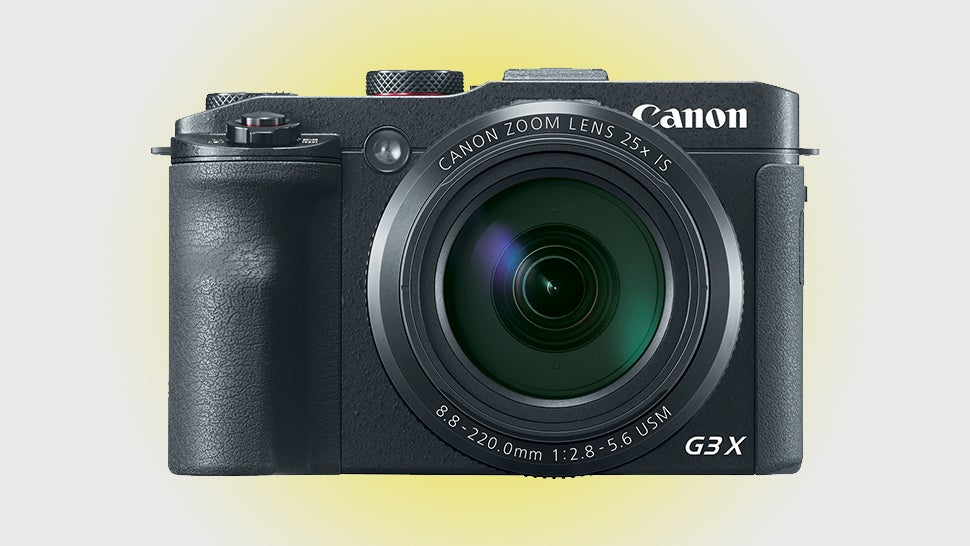 Canon G3X: My Zoom is Longer Than Your Zoom