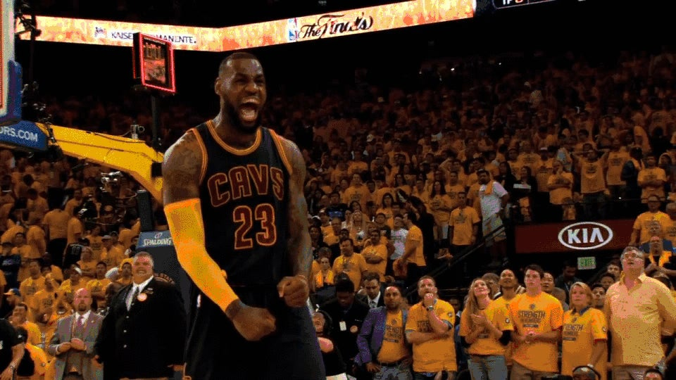 The NBA Finals, As Told Through Dragonball Gifs
