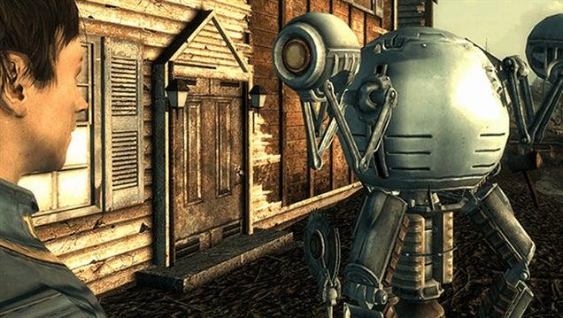 Fallout 3 vs Fallout 4, In Screenshots