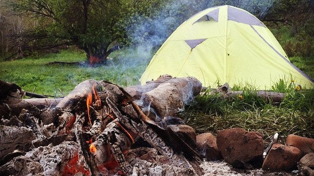 What Is Your Favourite Camping Trick?
