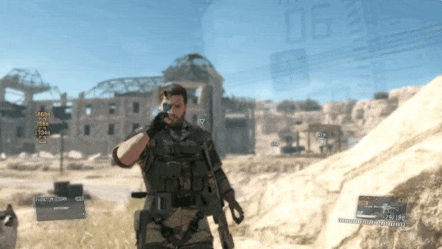 Metal Gear Solid V Dogs Are Useful And Hilarious