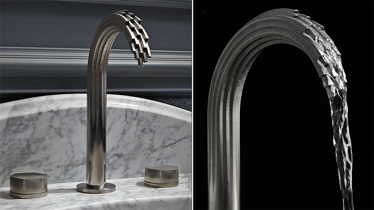 These Impossibly Twisted 3d Printed Taps Somehow Actually