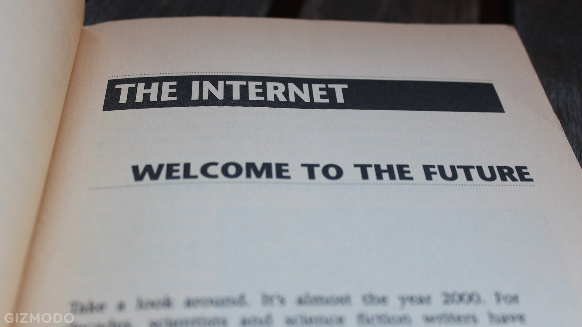 This 1990s Guide To Using The Web Is Delightful