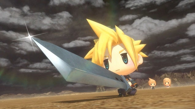 Eight Things You Should Know About World Of Final Fantasy