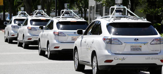 California Finally Reveals Details of Self-Driving Car Crashes