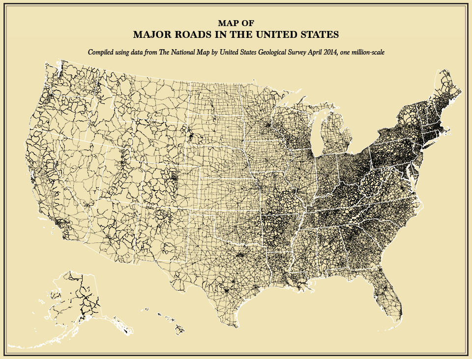 An Awesome Modern Take on the Statistical Atlas of the United States