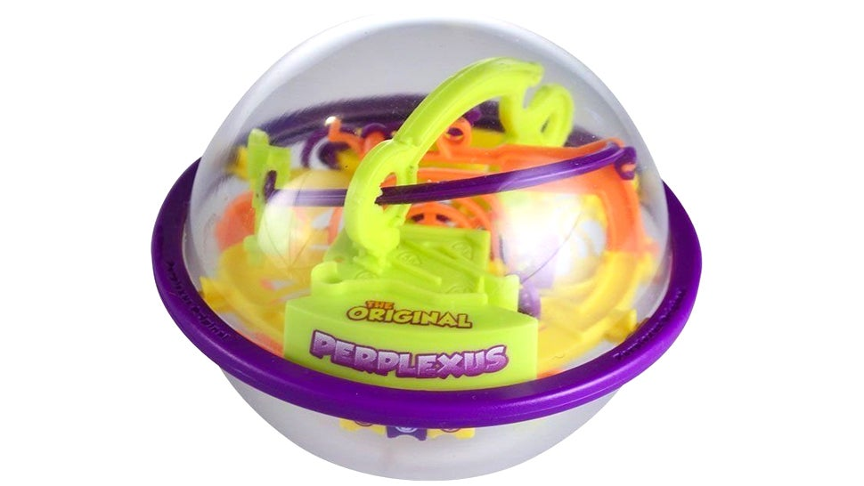 The World's Smallest Perplexus Puzzle Looks Like a Nightmare To Solve