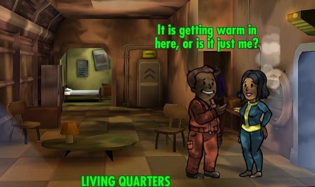 The Funniest Things That Can Happen In Fallout Shelter