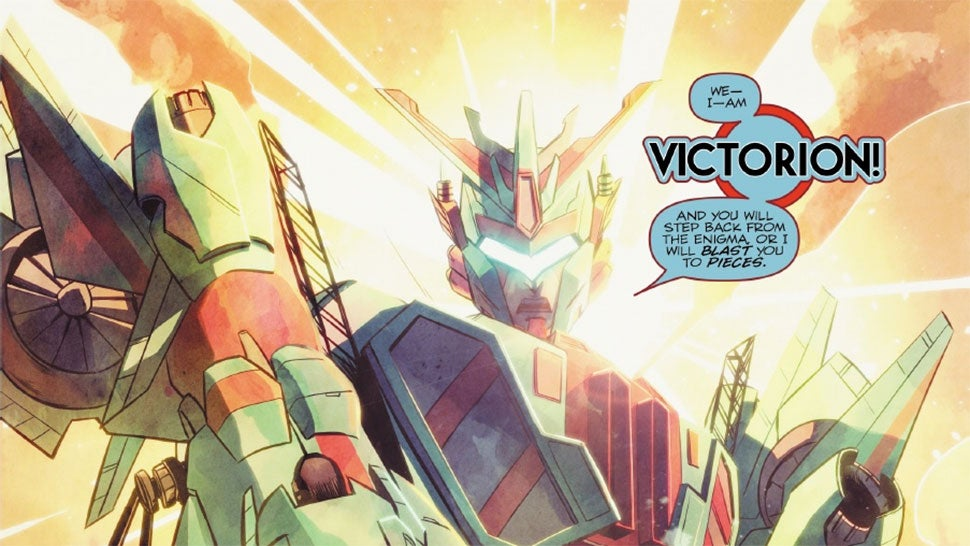 The First All-Female Transformers Combiner Team Revealed