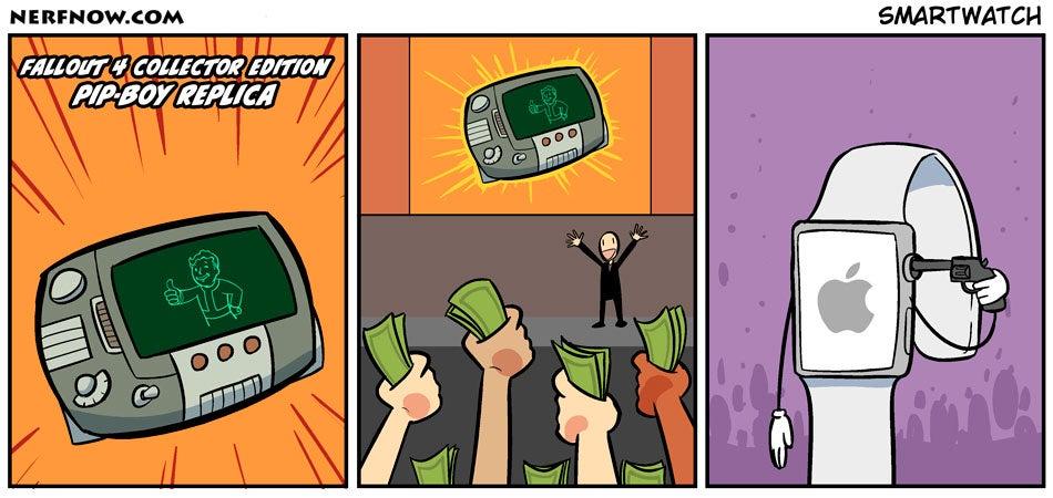 Sunday Comics: Basically Furiosa
