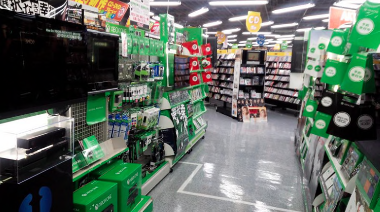 Xbox One Reaches a New Low in Japan