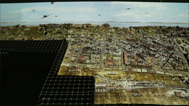 Detailed 3D Map Visualizes The Battle of Stalingrad