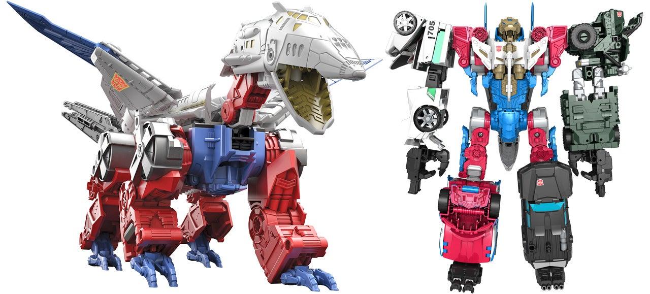 Hasbro's Bringing Back Skylynx As A Transformers Combiner