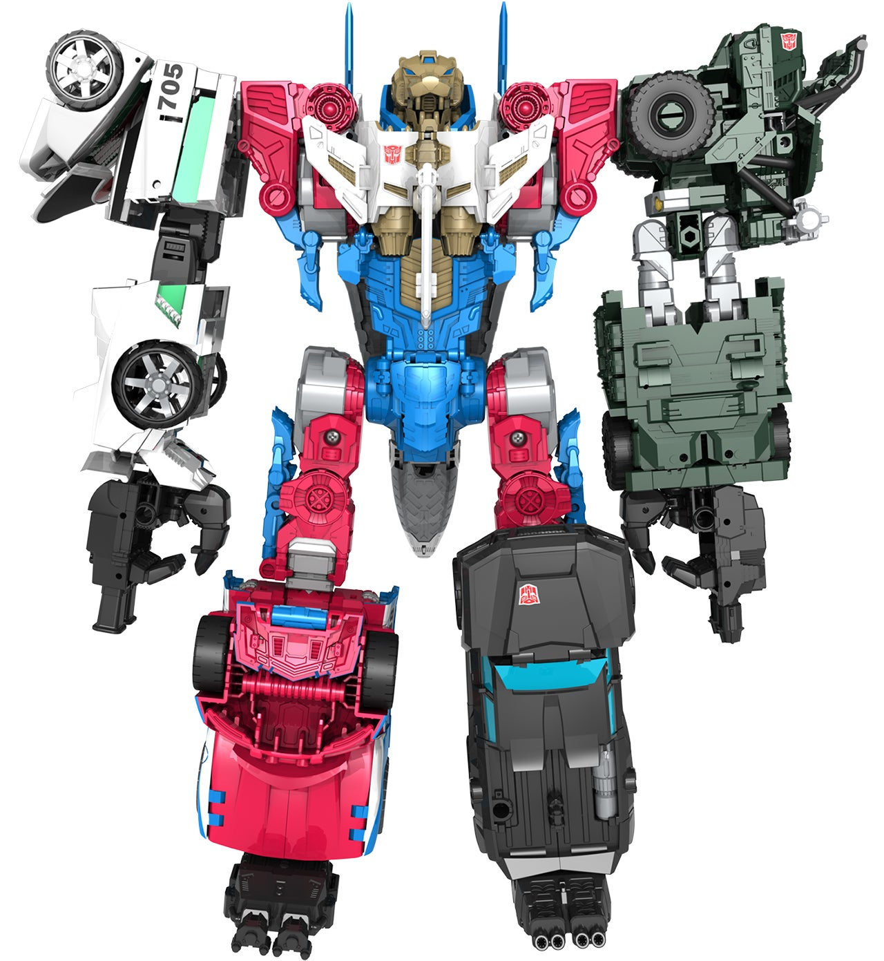 Hasbro's Bringing Back Skylynx As a Transformers Combiner