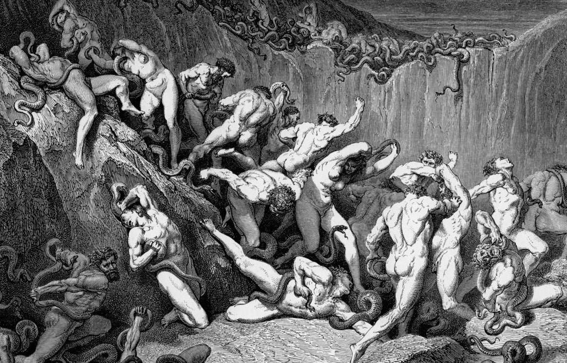 The 10 Craziest Punishments In Hell