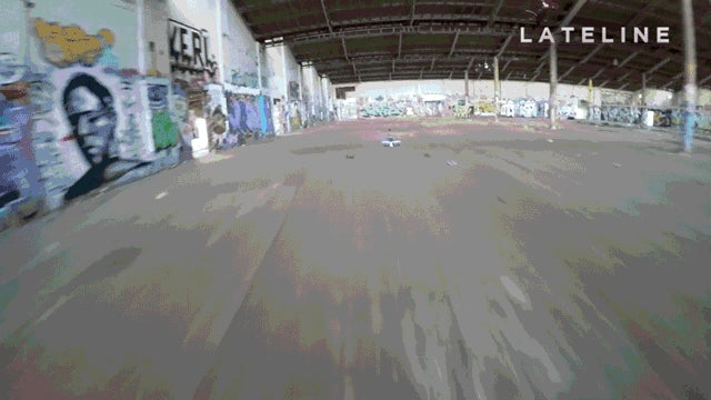 First-Person-View Drone Racing Looks Like All Kinds of Fun