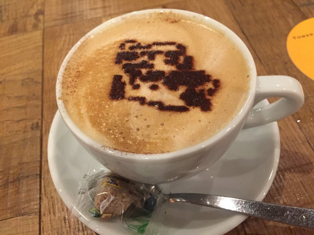 Visiting Tokyo's Super Mario Cafes