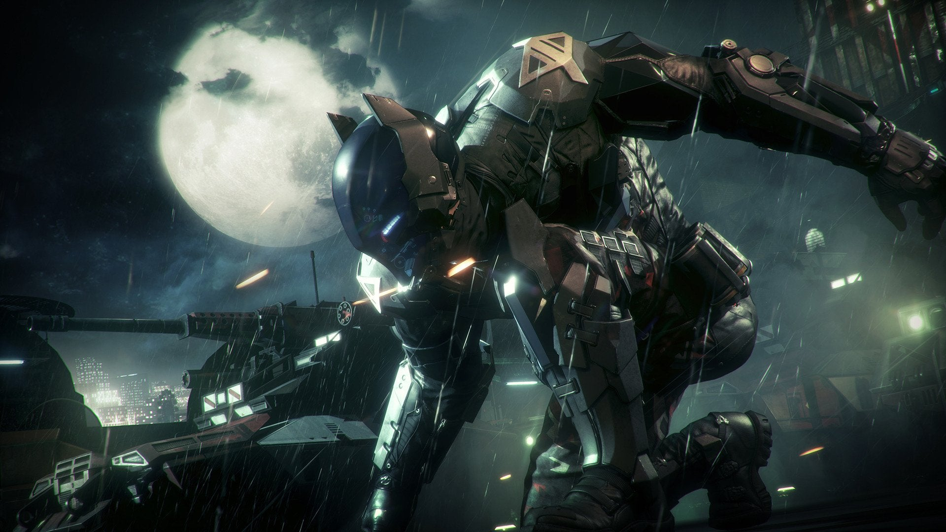 Batman: Arkham Knight's PC Version Is A Mess