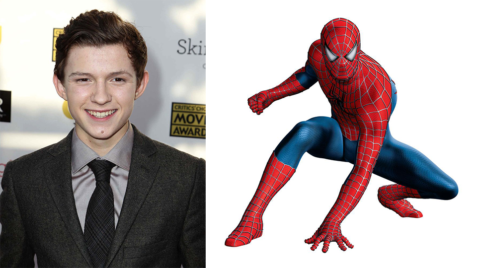 This Is Marvel's New Movie Spider-Man