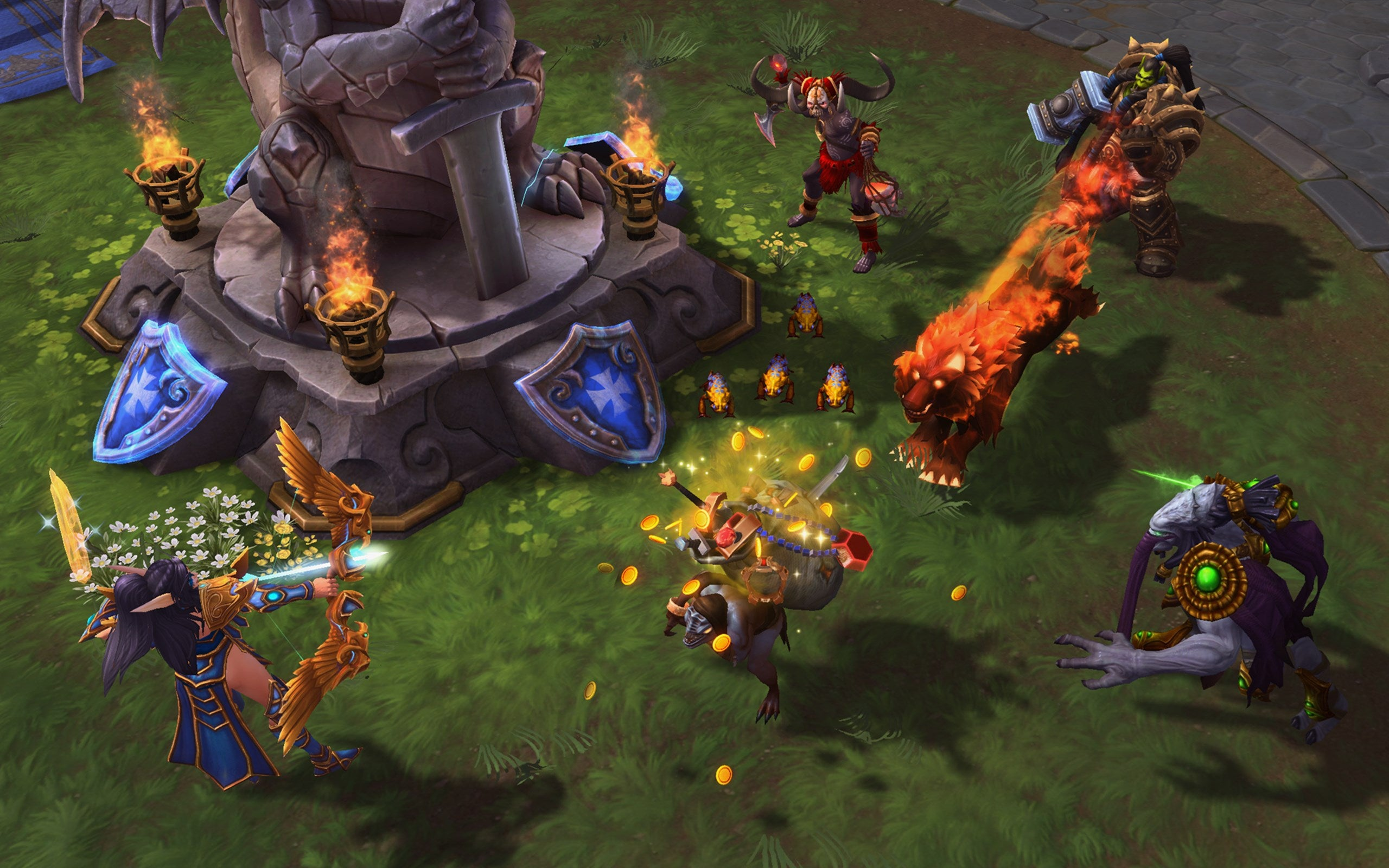 Why Blizzard Ditched In-Game Items For Heroes Of The Storm