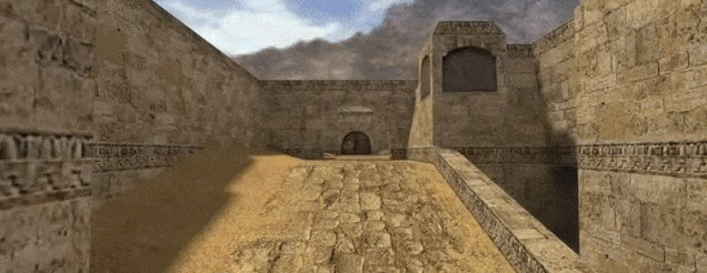 How Counter-Strike's Most Popular Map Has Changed Over 14 Years