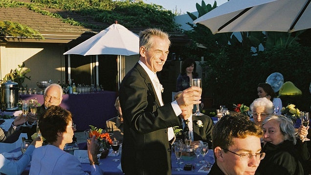 Give Memorable Toasts with the Perfect Balance of Humour and Sincerity