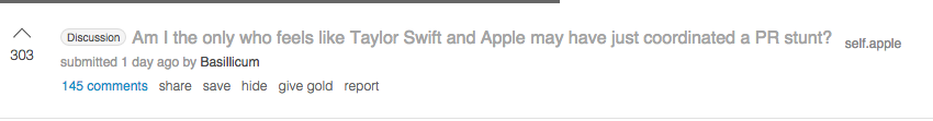 Meet the Truthers Who Think There's a Taylor Swift/Apple Conspiracy