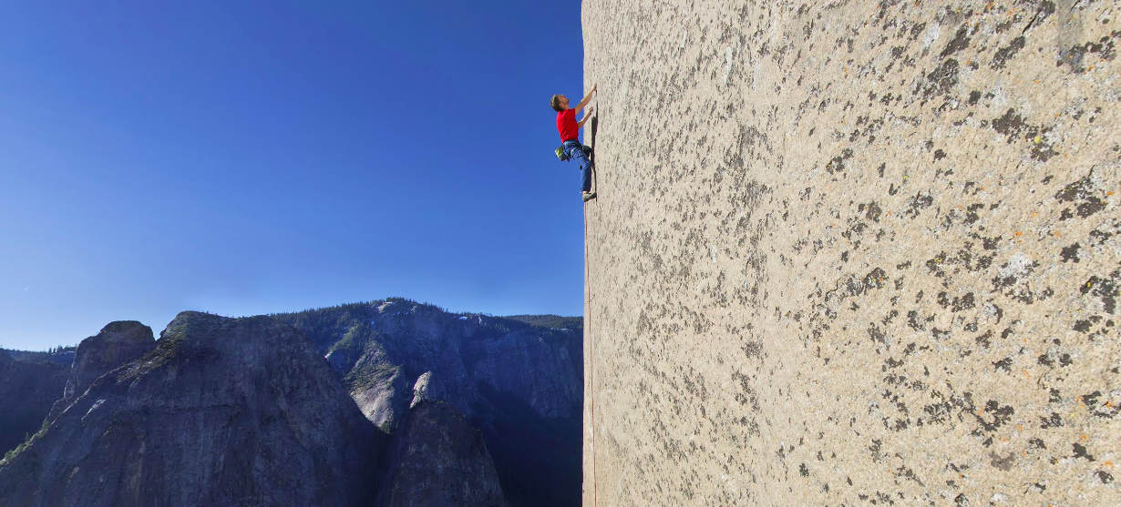 Google's Street View Tour of El Capitan Is Epic