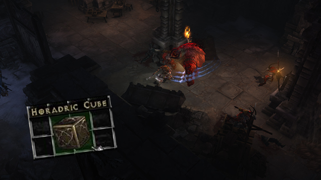 Diablo II's Iconic Cube Is Returning To Diablo III