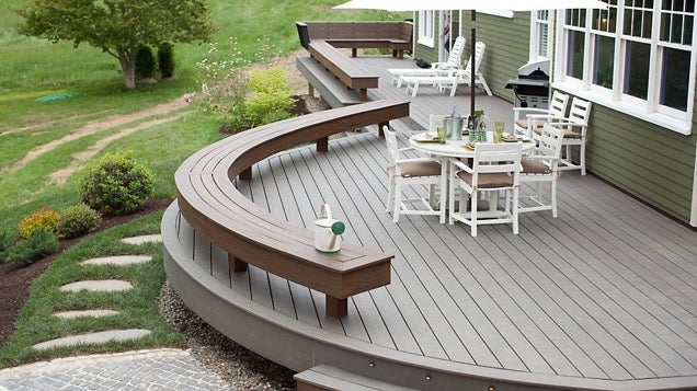 How to Choose the Right Kind of Deck for Your Backyard