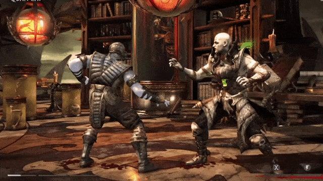 Mortal Kombat X Has New Gruesome Brutalities