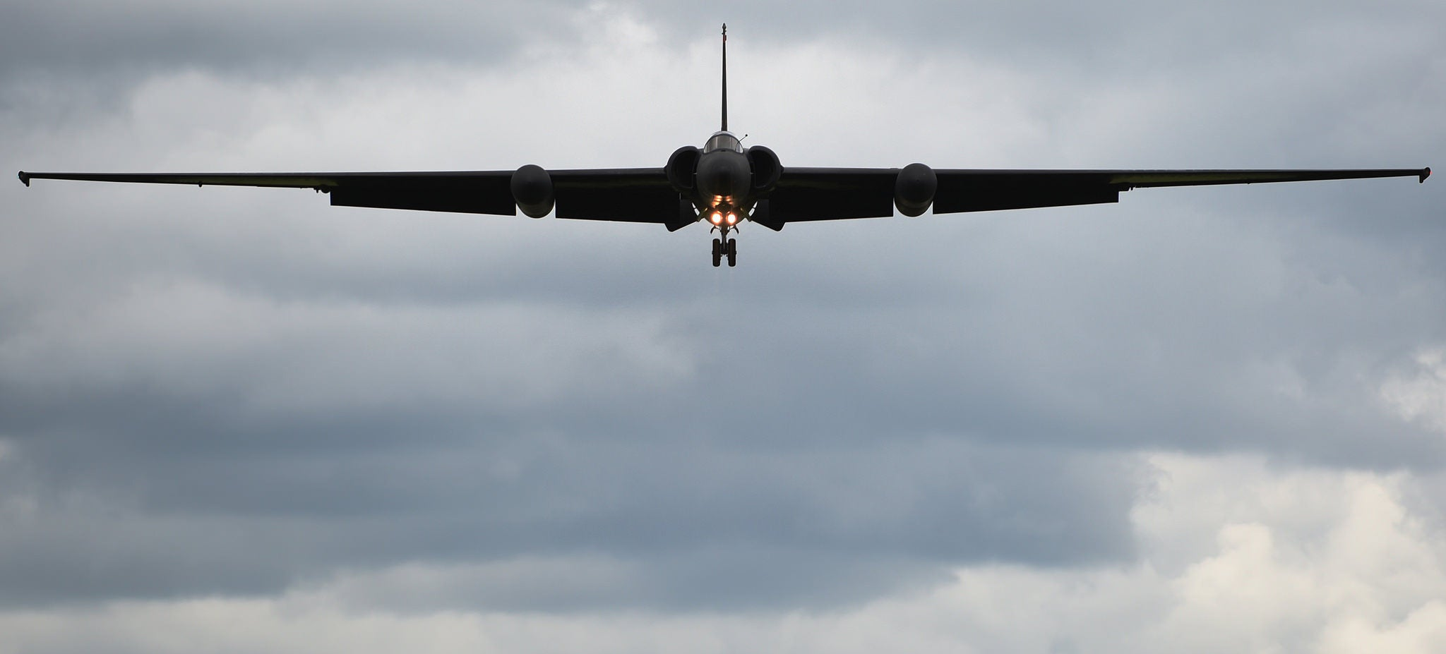 Landing a Lockheed U-2 Isn't for the Faint-Hearted