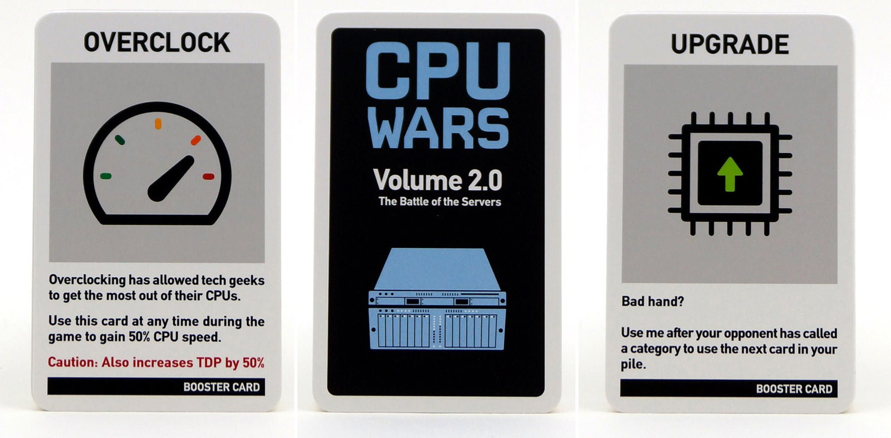 The CPU Card Game That Out-Nerded Magic: The Gathering Now Has a Sequel