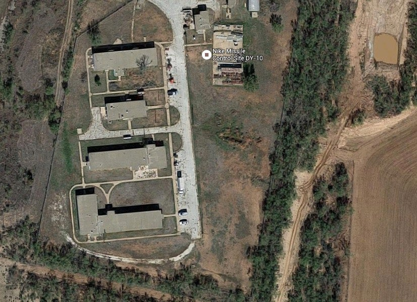 For Sale: 1960s Missile Site, Bring Your Own Missiles