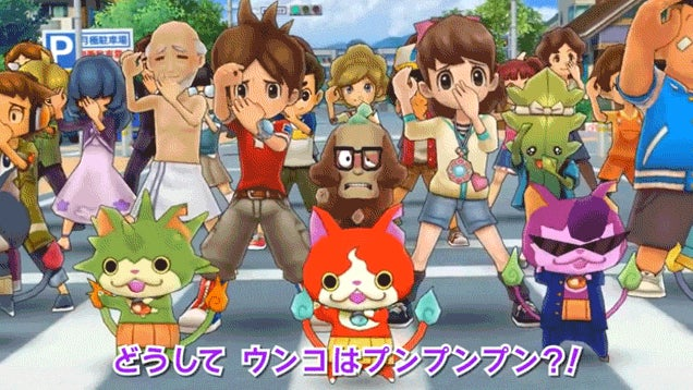Japan's Most Popular Characters for Children Are...
