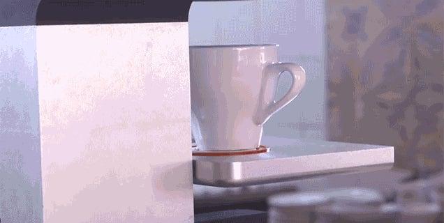 This Coffee Art Printer Puts Baristas To Shame