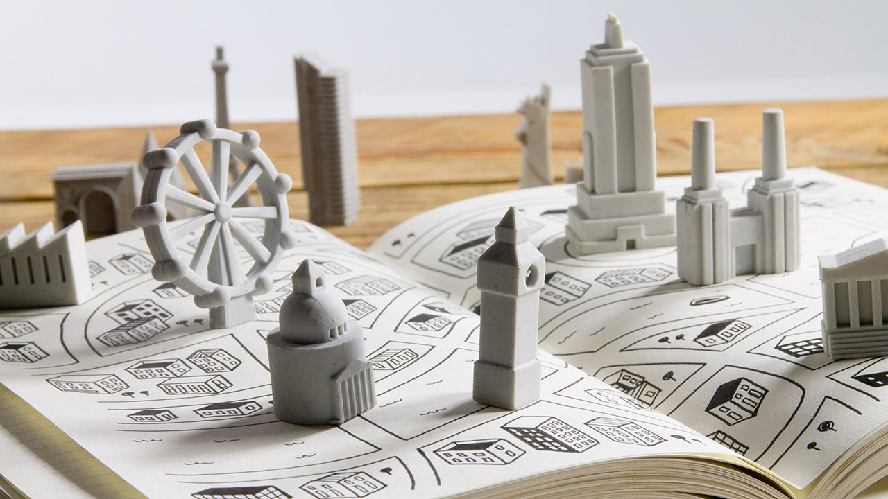 Erase Your Mistakes With the World's Greatest Architectural Landmarks