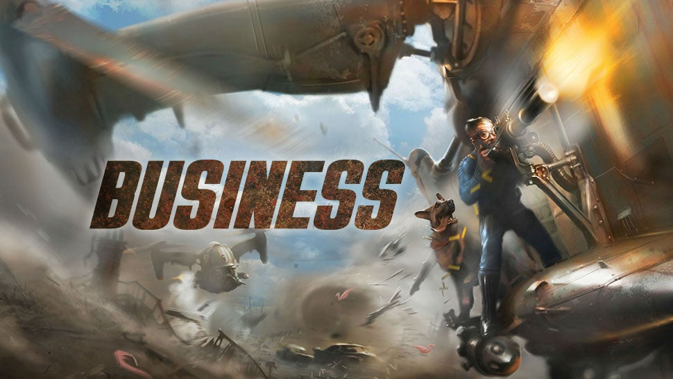 This Week In the Business: Fallout 4 The Win