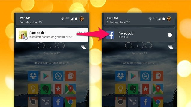 Block Excessive Notifications from Any App in Lollipop with a Long Press