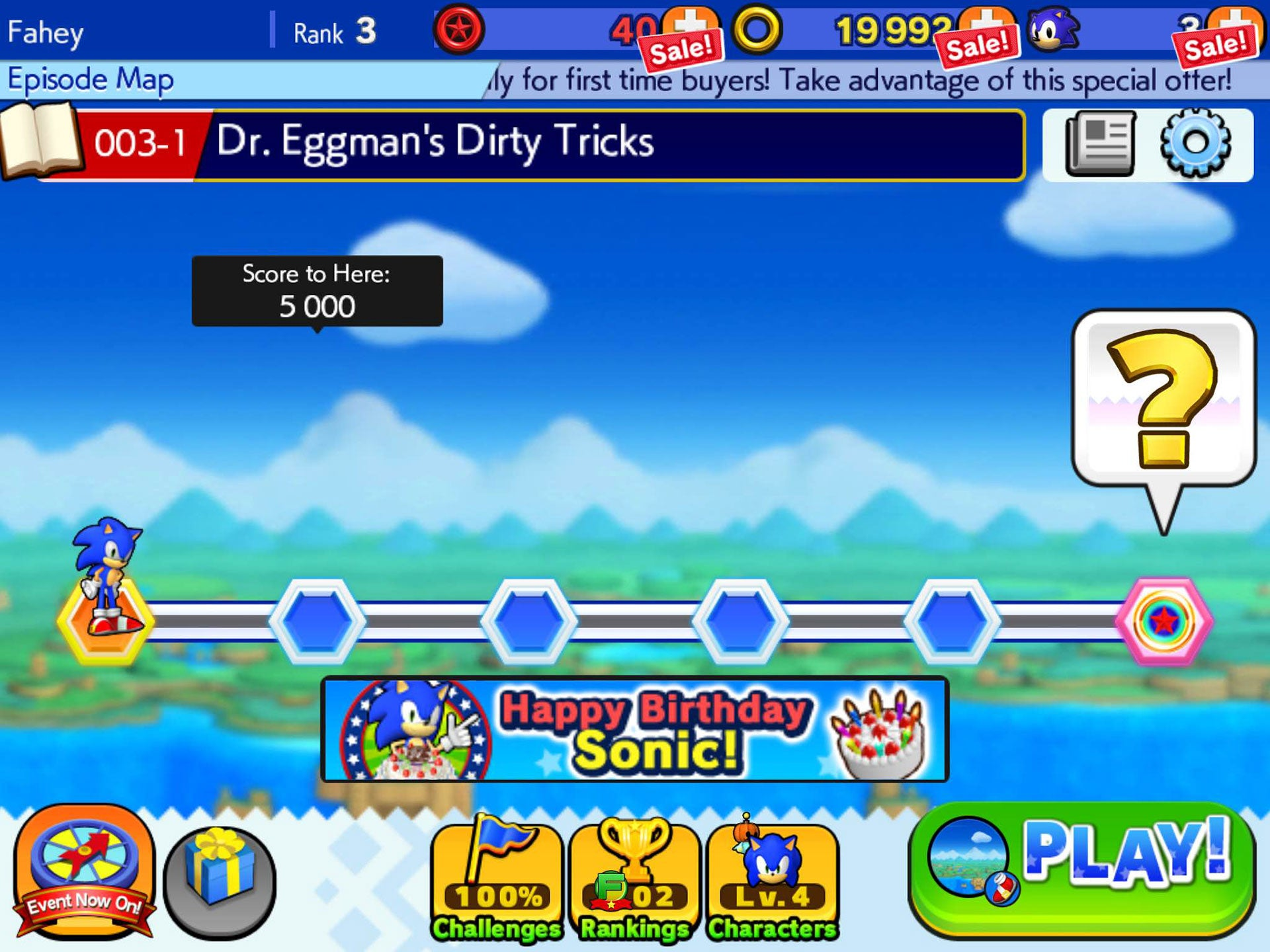 The First Five Minutes Of Sonic Runners Are The Best Five Minutes