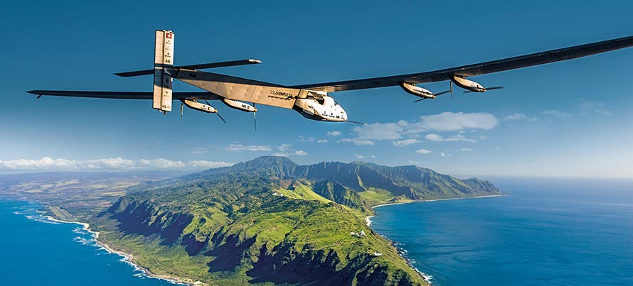 Solar Impulse Sets Off on Gruelling 5-Day Flight From Japan to Hawaii