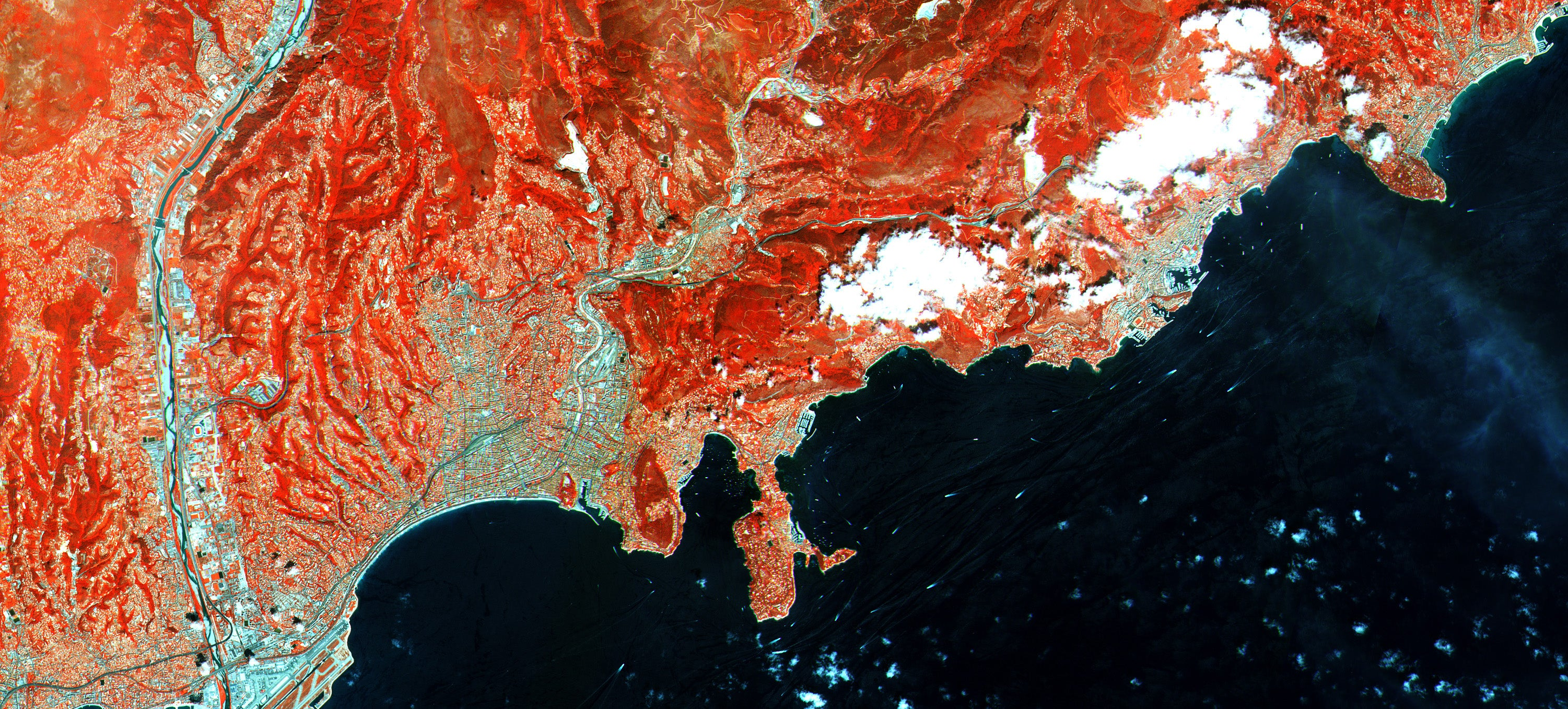 These Are the First Images From ESA's Sentinel-2A Satellite