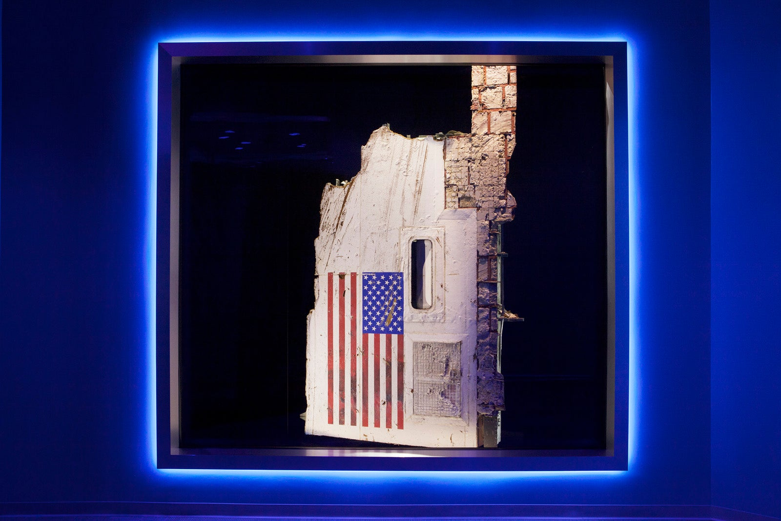 Space Shuttle Wreckage Fills This Heartbreaking NASA Exhibit